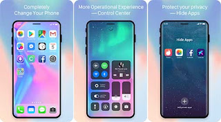 X Launcher Prime:Phone X Theme, IOS Control Center 2.0.0 Apk