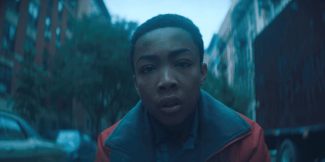Asante Blackk, 'When They See Us'