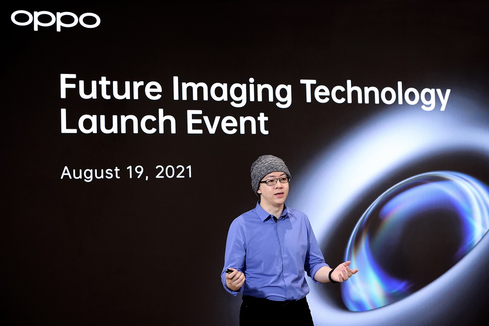 2021 OPPO Future Imaging Technology Launch Event