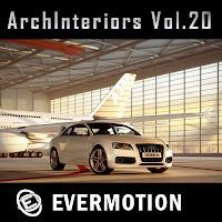 Evermotion Archinteriors vol.20 室內3D模型第20季下載