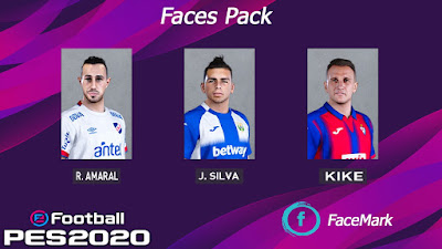 PES 2020 Facepack 5 by Mark