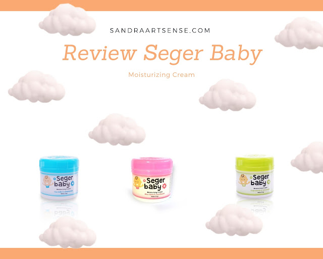 Review Seger Baby Moisturizing Cream