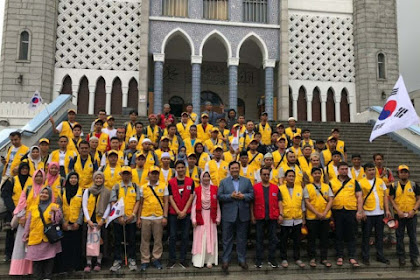200 WNI Bekerja Di Korea, Pada Berangkat Haji Dari Korsel