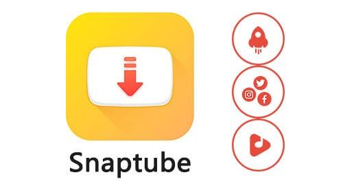 تطبيق SnapTube VIP سناب تيوب للاندرويد