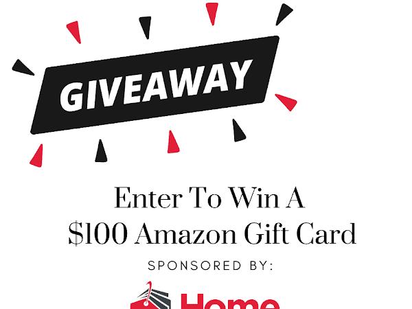 $100.00 Amazon Gift Card #Giveaway