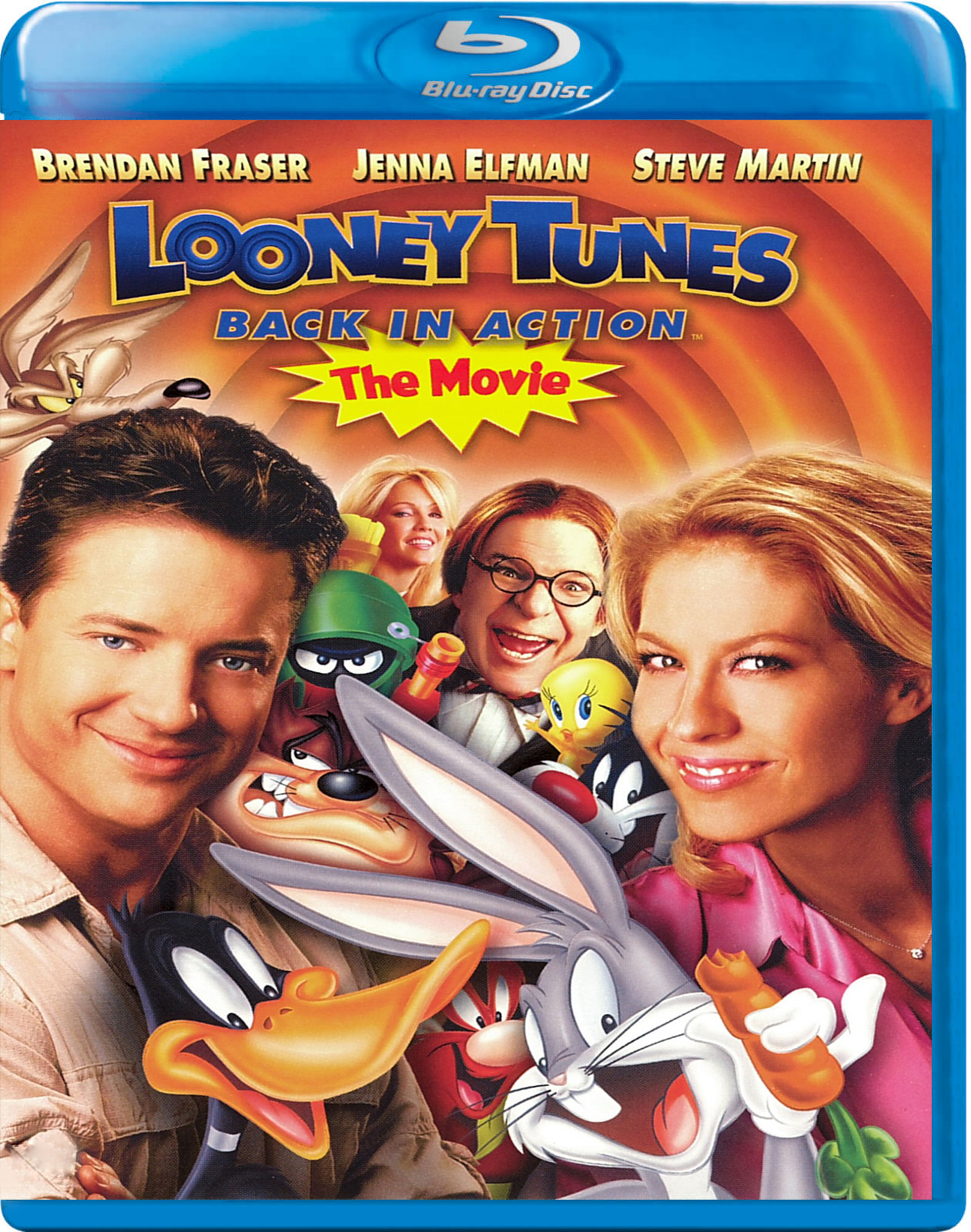 Looney Tunes: Back in Action [2003] [BD50] [Latino – Castellano]