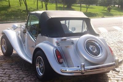 O estado de originalidade deste carro permitiu que o Clube MP Lafer Brasil concedesse o direito ao porte de placas de veículo de coleção.