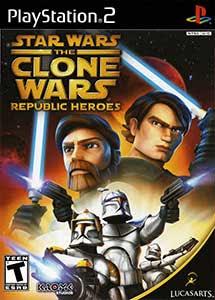 Star Wars The Clone Wars Republic Heroes Ps2 ISO (Ntsc)