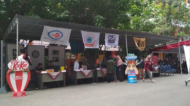 Bingkai Kreativitas Kearifan Lokal dalam FISIP Festival