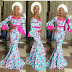 Creative Ankara Gown Design for Ladies