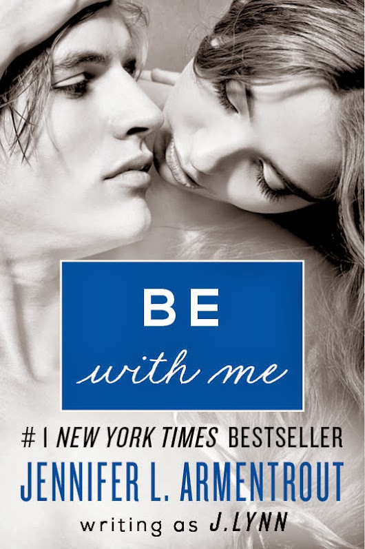 Cover Reveal: Be With Me (Wait For You #2) by J. Lynn