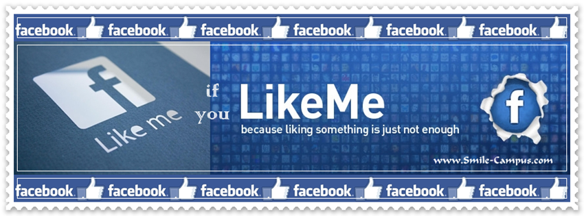 Custom Facebook Timeline Cover Photo Design Inner Line White