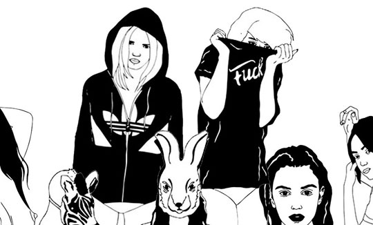 Ilustración, Todass de Macarena García