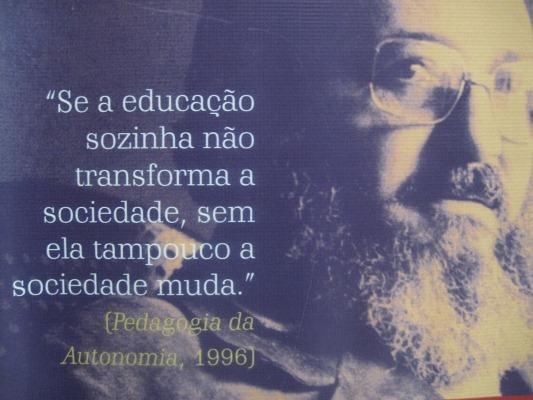 Frases De Pedagogia: Sheyla Ferreira: Frases & Pensamentos De Paulo Freire