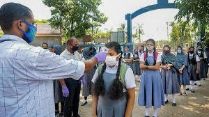 dipawali ke baad 9 vi or 12 vi tak school khulne ki sambhavna