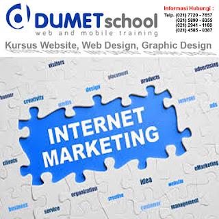 DUMET School : Sekolah Kursus Belajar Internet Marketing Terbaik #13