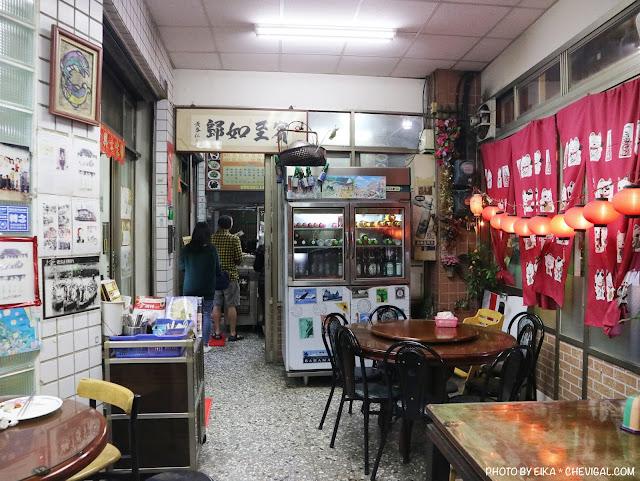 IMG 0071 - 台中烏日│復古茶葉行裡的古早味美食,在地富有人情味的造咖