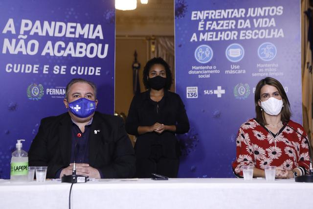 Pernambuco prorroga decreto até 13 de junho e Sertão também terá restrições