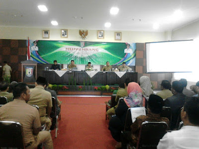 "Musrenbang Pringsewu: Sujadi Harapkan Jokowi Resmikan ""Ground Breaking"" Bendungan Way Sekampung"