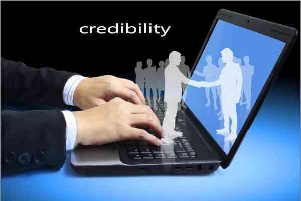 Peningkatan Kredibilitas Web