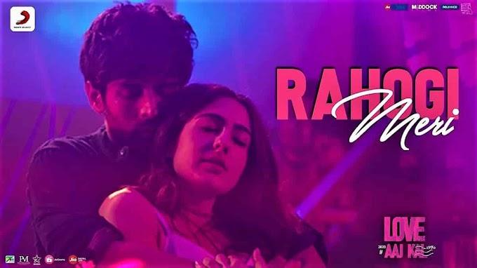 Love Aaj Kal-Rahogi Meri Easy Guitar Chords With Strumming