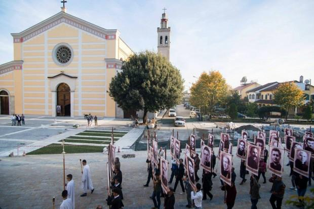 Pope Francis: 5 November the proclamation day of 38 Albanian martyrs