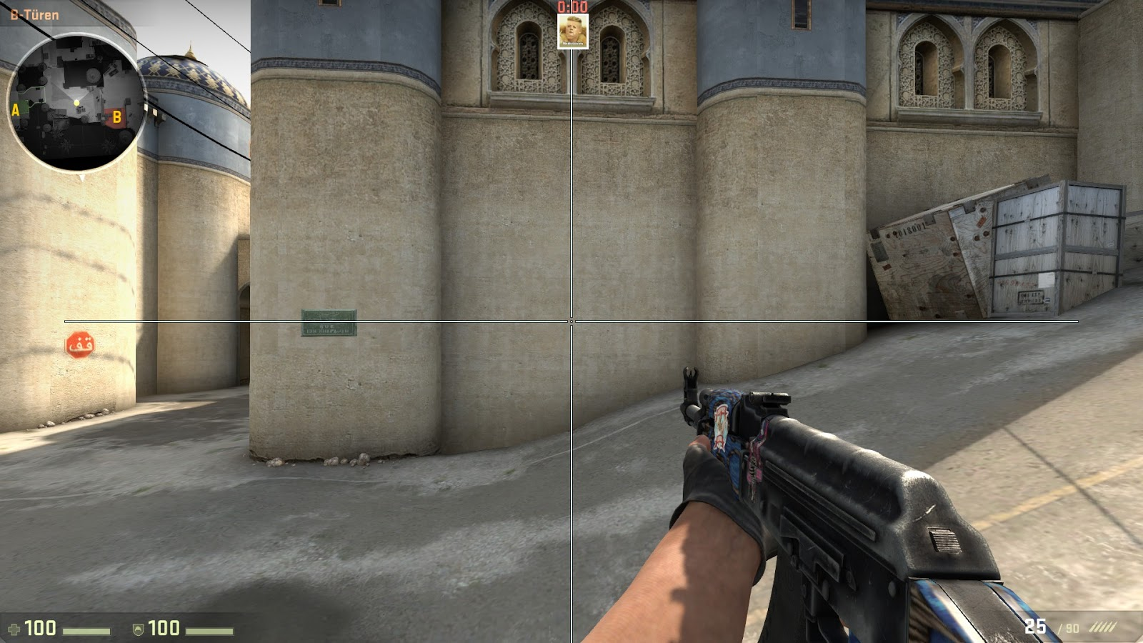 CS:GO | All types of crosshair