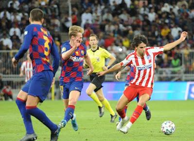 La Liga nối gót Việt Nam: Barca sắp đón 3 vạn fan tới sân cổ vũ đấu Atletico 2