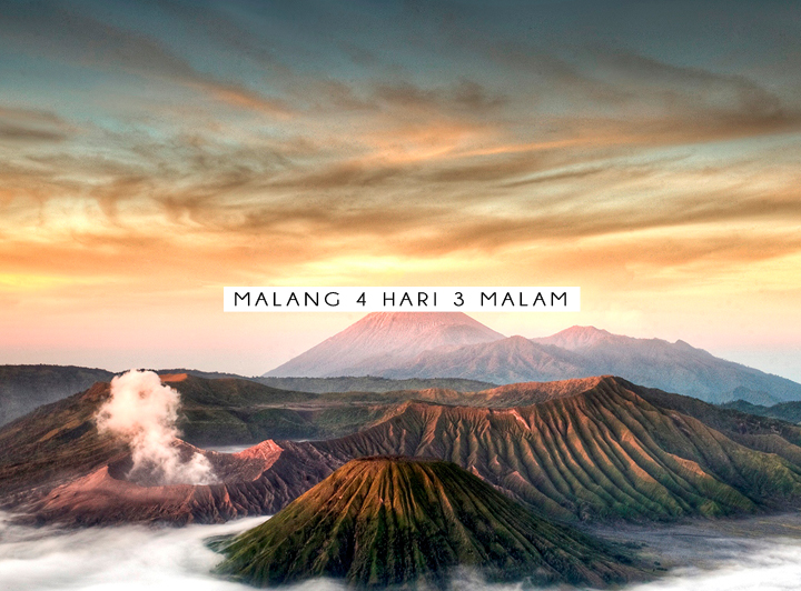 Paket Tour Malang 4 Hari 3 Malam