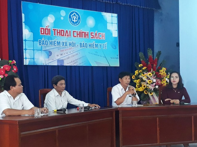 BHXH Ninh Thuan: Phan dau dat ke hoach ty le bao phu BHYT toan dan