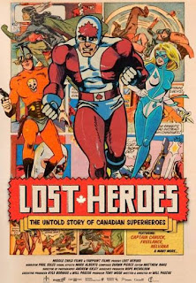 Lost Heroes poster