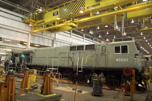 GE | Alstom - Indian Railways new Era Locomotives
