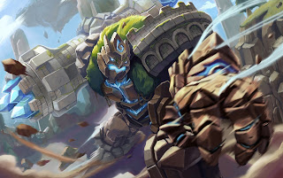 top hero mobile legends grock