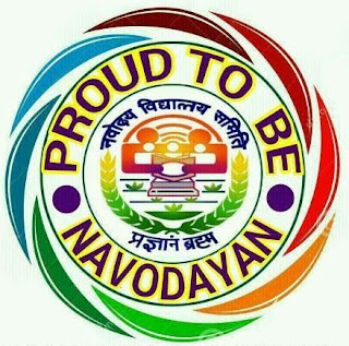 Javahar Navoday Vidyalay samiti Decalred Admission broucer for Class six For 2019-20.