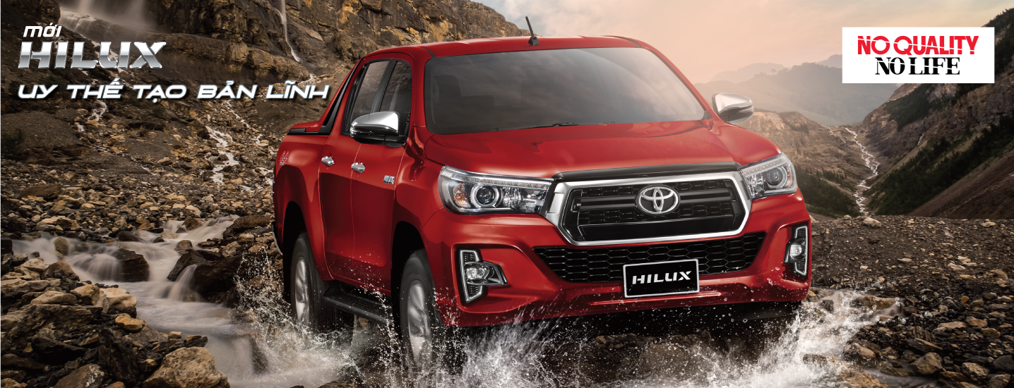 xe hilux toyota