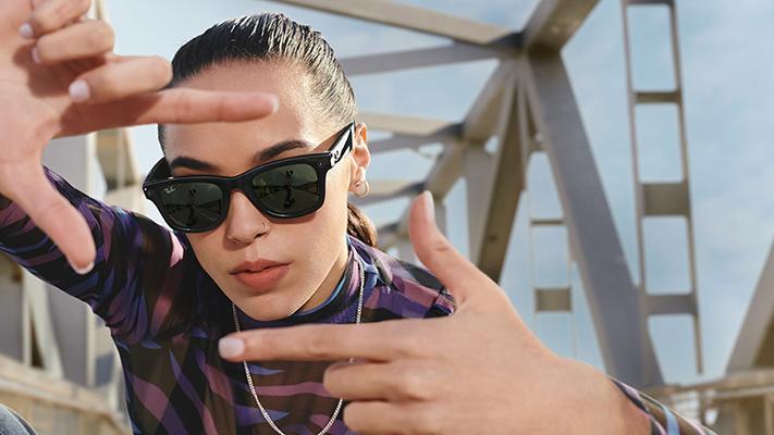 Ray-Ban e Facebook annunciano Ray-Ban Stories, occhiali smart di ultima generazione