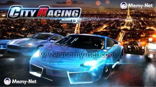 تحميل لعبة السباق City Racing 3D MOD مهكرة