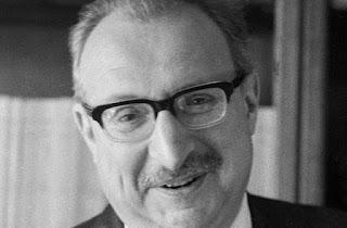 Giorgio Manganelli - Una sombra que busca resguardo