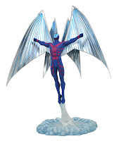 Toy Fair 2020 Diamond Select Marvel Premier Archangel Statue 1