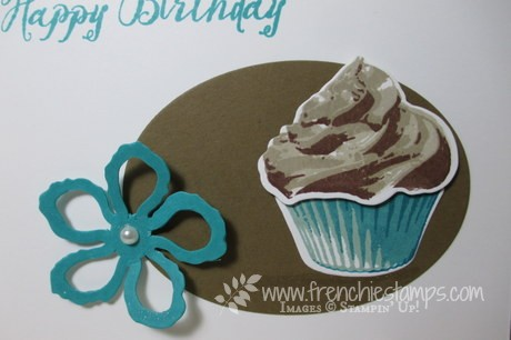 Sweet Cupcake, Stampin'Up!