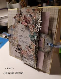 Kartka i notes dla nastolatki