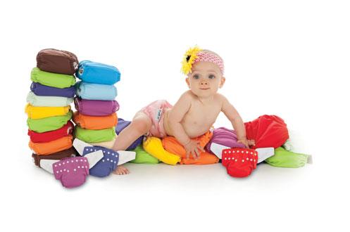 review panduan memilih clodi cloth diapers