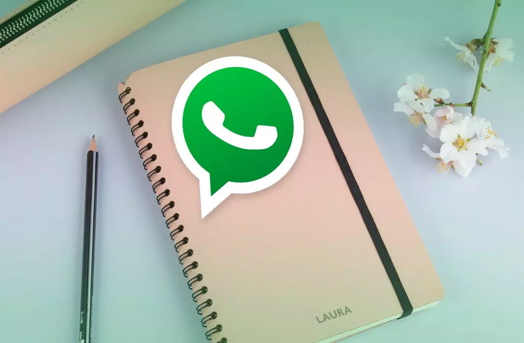 How to send yourself a message and use WhatsApp as a notepad
