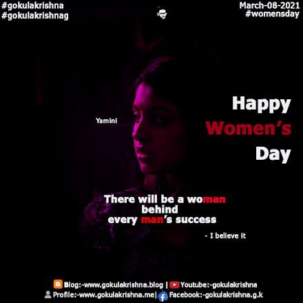 International Women's Day - 1