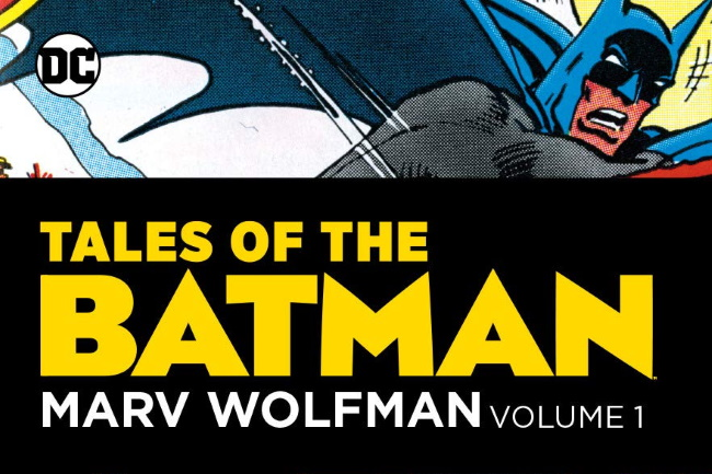 Tales of The Batman: Mark Wolfman, Vol. 1
