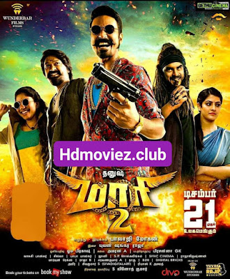 Maari 2 Hindi Dubbed Full Movie 720p hd Download Filmywap