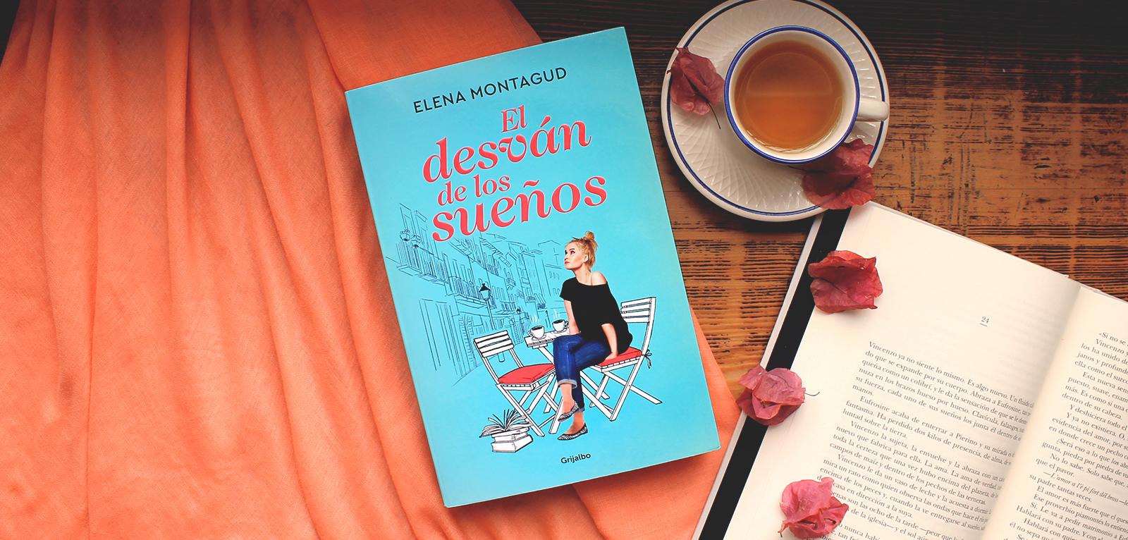 El desván de los sueños · Elena Montagud