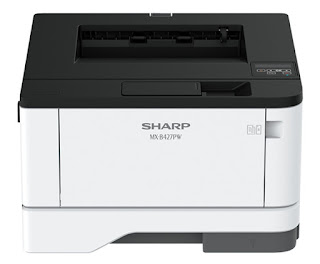 Sharp MX-B427PW Driver Downloads, Review And Price