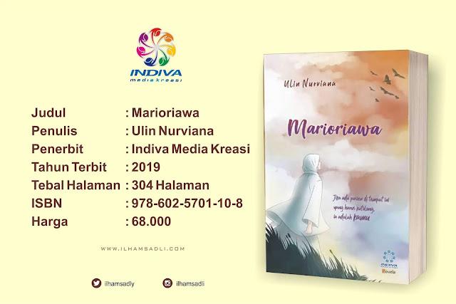 [Review Buku] Novel Marioriawa : Kisah Perjuangan dan Cinta Seorang Relawan
