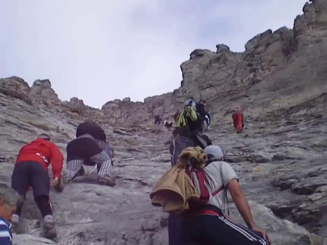 Трагичен инцидент с български алпинист на връх Олимп